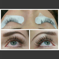 Professional Eyelash Extensions for Summer!