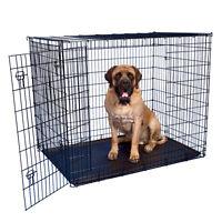 DOG CRATE - Extra Large 2-Door