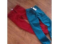 Next boys skinny jeans, age 7 years