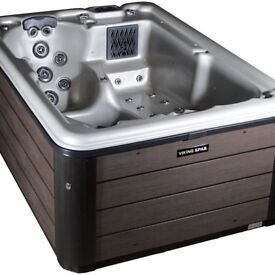 Hot Tub Spa New free delivery Viking Spa Aurora 3 seats 2-3 people