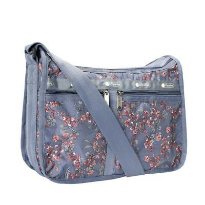 LeSportsac Classic Collection Deluxe Everyday Bag Crossbody in Laelia Dusk NWT