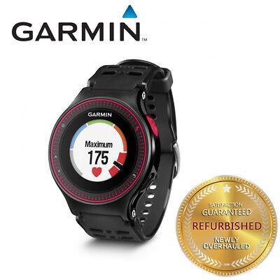 Garmin Forerunner 225 GPS Sport Watch ANT+ Running Heart Rate Monitor HRM Black