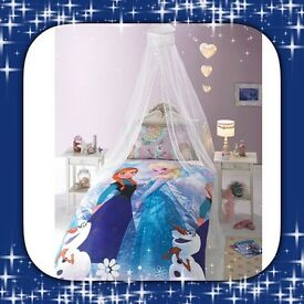 Frozen bedding