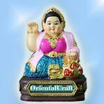 Oriental Craft Charm