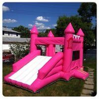 Inflatable bouncy castle for sale!