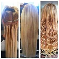 Best hair extensions contact me @780-907-7667