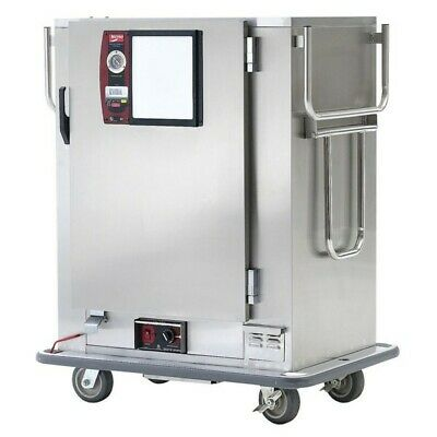 2 - Metro Mbq-144-qh Insulated Heated Banquet Cabinet With Quad Heat System