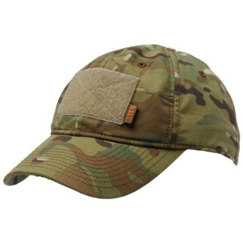 5.11 Tactical Flag Bearer Cap Adjustable Hook & Loop Patch H