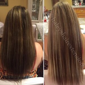 HAIR EXTENSIONS - mobile service available!  Cambridge Kitchener Area image 7