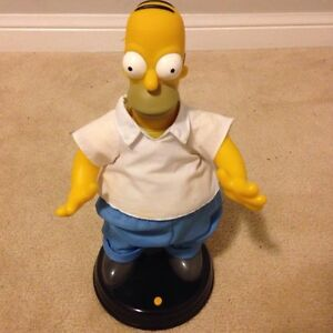 Homer Simpson - dances and sings Cambridge Kitchener Area image 1