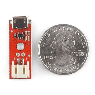 Basic - LiPo Micro-USB Charger Sparkfun
