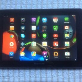 "IMMACULATE LENOVO 10.1"" TABLET TAB A10"