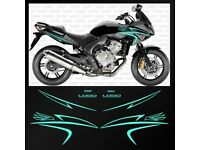 Motorrad Aufkleber passend für Honda CBF600 SC43 Dekor