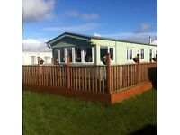Willerby 34x12 two double bedrooms on country site