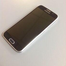 Samsung Galaxy S6 - 32GB - Unlocked - Black - 4G - Very Good Condition - With Receipt & Warranty