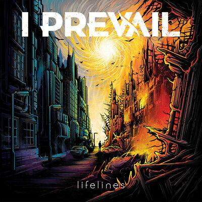 I Prevail - Lifelines CD #G132173