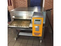 PIZZA MACHINE ZANOLLI 6 MONTN OLD QUICK SALE