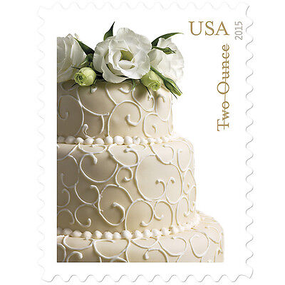 2015 71c Wedding Cake, Special Issue Scott 5000 Mint F/VF NH - Minted Wedding