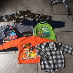 Boys toddler - size 3T