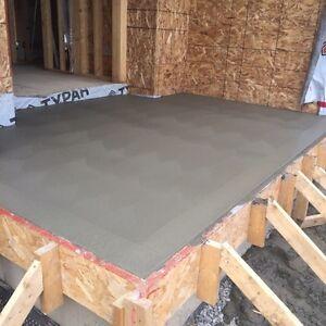 Concrete finishing crew Peterborough Peterborough Area image 4