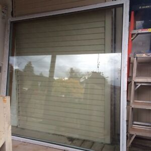 "7ft x 7ft Double pane picture window ""free"""