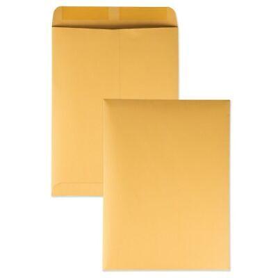 Catalog Envelope Plain 28lb 9x12 250bx Kraft