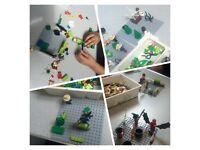 LEGO workshop for parties, weddings, corporate fun day events in London and South East