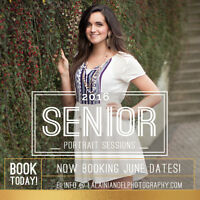 High School Senior Portrait Session