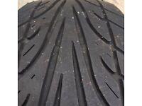 Part worn tyre 205/50/17
