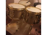 Pearl Masters Studio All Birch 6mm Shell