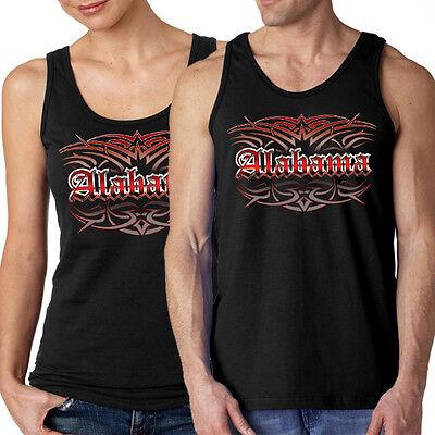 Alabama Tank (NEW Alabama Tattoo Tank Top T-shirt M L XL 2X Men's Women's)