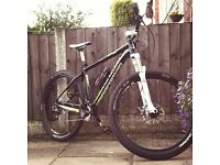 "Boardman 650B 27.5 - 18"" mountain bike."