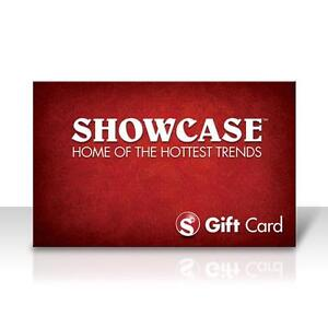 ISO: Showcase Store Gift Cards and/or Store Credits