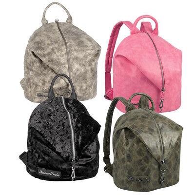 Fritzi aus Preußen Marit Rucksack Freizeit Tasche Schultertasche Handtasche