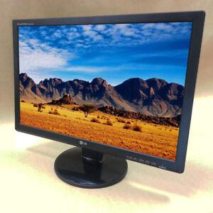 "LG Flatron W2242P 22"" LCD LED"