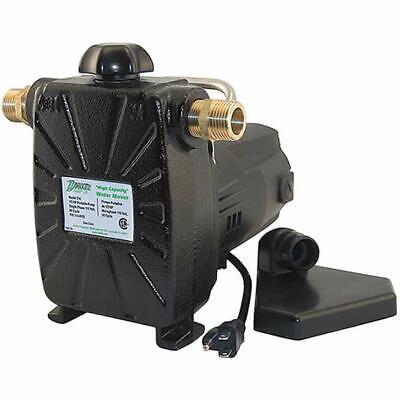 Zoeller 314-0002 - 23.3 Gpm 34 Cast Iron High Capacity Transfer Pump