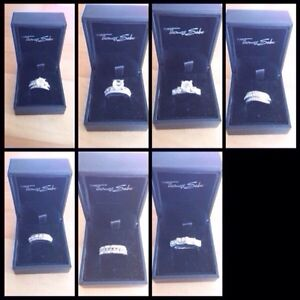 9 Women's Rings. Normally Cost $99, I'm Selling For $25 Each.