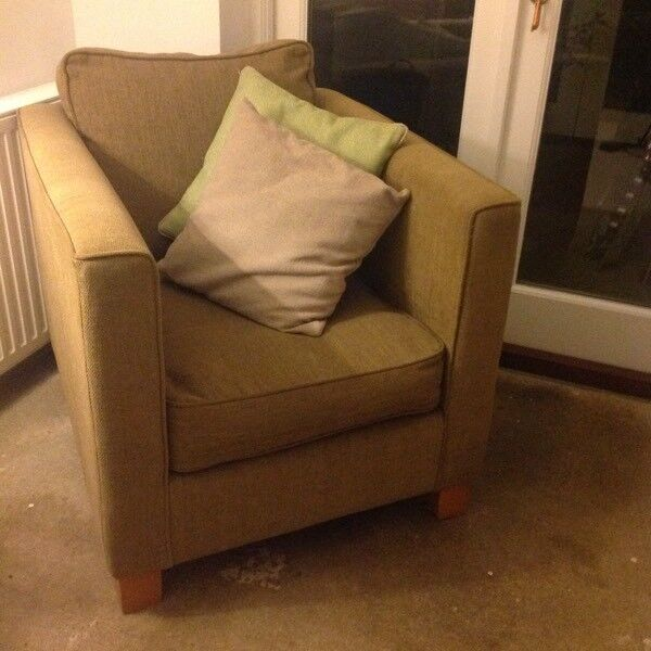 Single armchair excellent as new condition