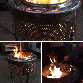Hand made fire pit garden burner for sale