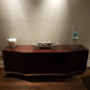 Contemporary TV/Entertainment Console - Italian Made