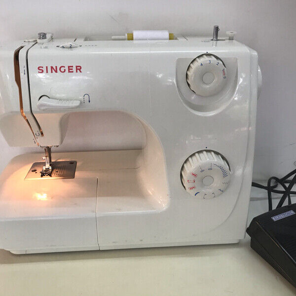 Singer sewing machine portable electric