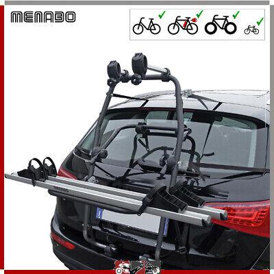 Soporte para Bicicletas Y Bike Fat Trasero Kia Puerto 2 Transporte