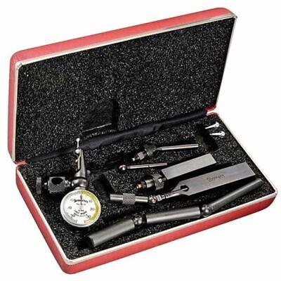 Starrett 711mgcsz .7mm 0-35-0 Last Word Metric Dial Test Indicator W7 Accessor
