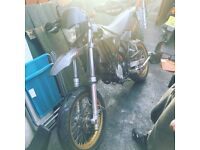 CPI sm 50cc 80cc kit supermoto