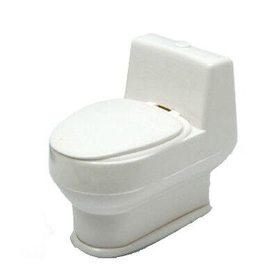 Mini Water Squirting Toilet Funny Secret Gag Toy Joke Prank Office Desk Gift