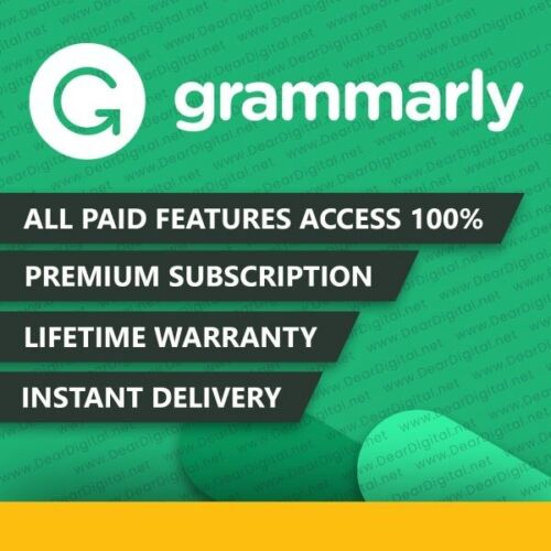 GRAMMARLY.PREMIUM | 3 Years Warranty | INSTANT