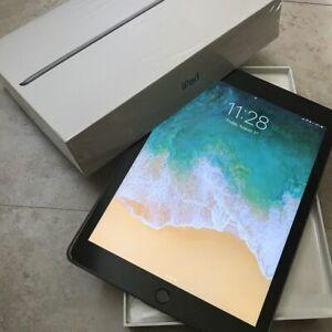 Space Grey Apple iPad 5 Gen 32GB + Cellular