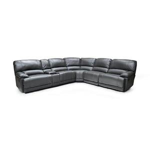 Grey Color 3 seat Recliner Sectional - 1899.99