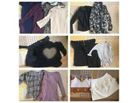A bundle of clothes to fit size 12UK/M
