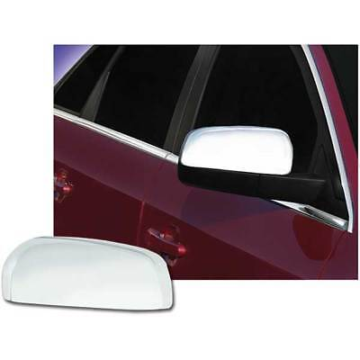 Fits Ford Taurus 2008-2009 ABS Top Only Chrome Side Mirror Covers Overlay